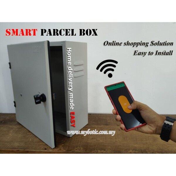 DIY STEM Project Kit: Smart IOT Drop Off and Pick Up Parcel Box