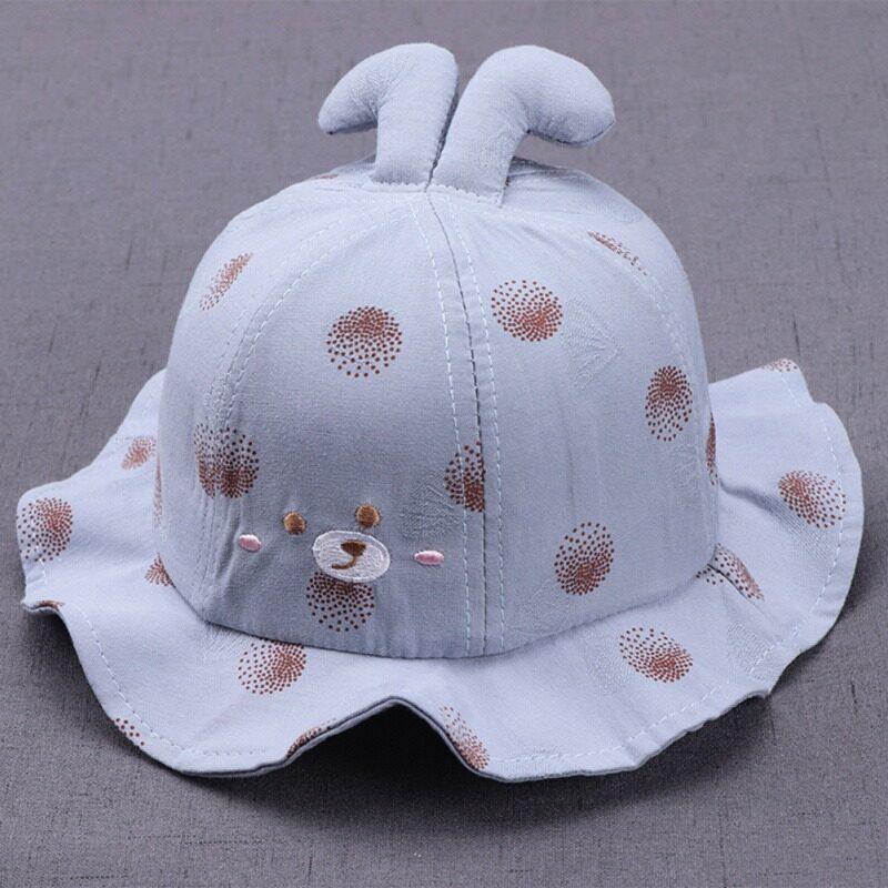 Giá bán Cho Bé, Khi Đi Mũ Mới Hoạt Hình In Hình Gấu Mũ Thời Trang Trẻ Em Hat 0-24 Tháng