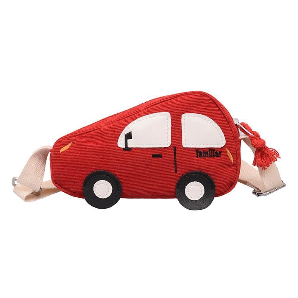Giá bán Lovely Baby Girls Handbags Kids Crossbody Shoulder Bags Car Corduroy Purse