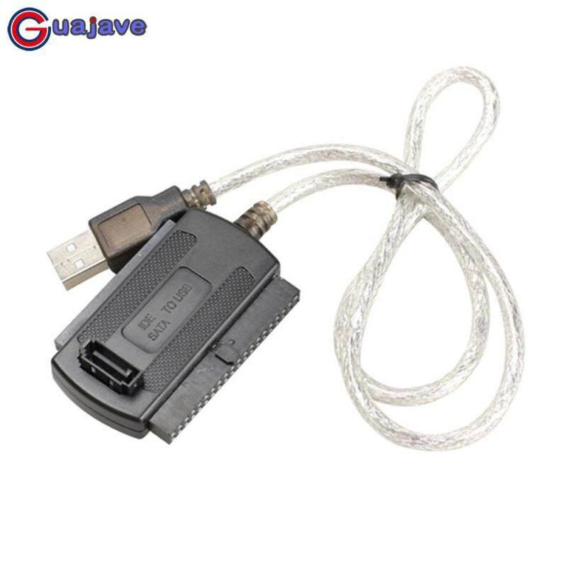 Bảng giá Guajave USB 2.0 sang IDE SATA 5.25 S-ATA 2.5/3.5 inch Đĩa Cứng Cáp cho MÁY TÍNH Laptop Phong Vũ