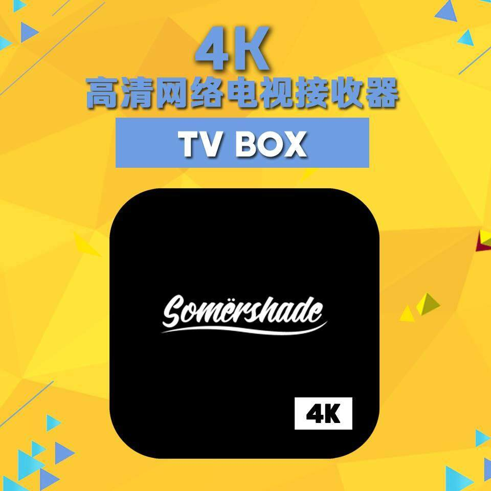 ★ Mother Day Promotion ★ With Netflix Last 4 In Stocks ★ 4k Tv Receiver Tv88 ★ By Somershade.