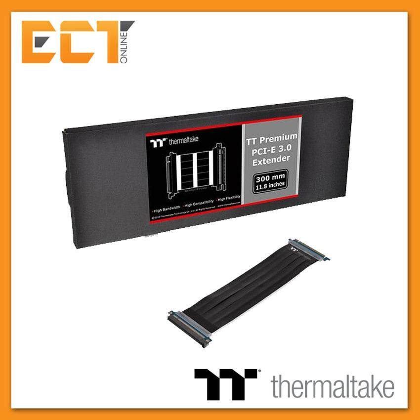 Thermaltake TT Premium PCI-E 3.0 Extender – 300mm AC-045-CN1OTN-C1 Malaysia