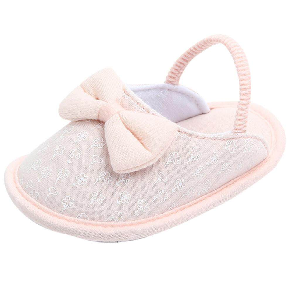 Mother & Kids Infant Newborn Baby Boy Girl Soft Sole Pu Leather Pram Shoes Trainers 0-18month Wide Varieties