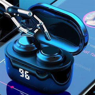 Tai Nghe TWS Bluetooth 5.0 Rảnh Tay Không Dây Earbuds Không Thấm Nước 3D Stereo Có Micrô Trong Tai Chơi Game Thể Thao Tiếng Ồn Noise Cancelling thumbnail