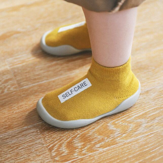 Giày Cao Su Cho Bé Trai Và Bé Gái, Vớ Chống Trượt, Vớ Đi Trên Sàn Cho Trẻ Em Từ 1-3 Tuổi giá rẻ