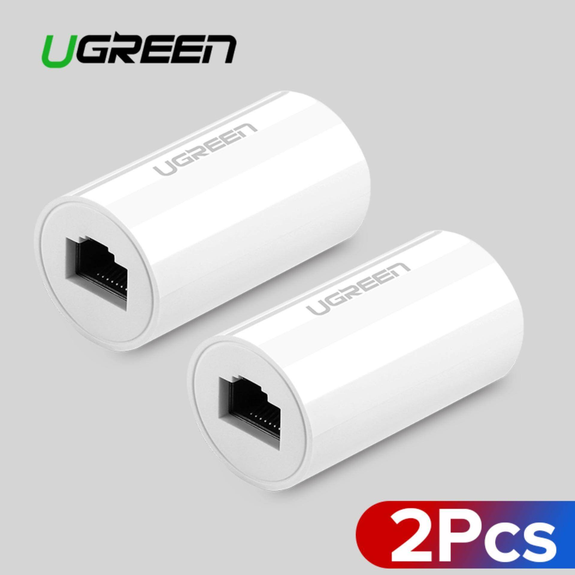 Ugreen 2pack Thunder Protection Cat6 Rj45 Network Cable Connector By Ugreen Flagship Store.