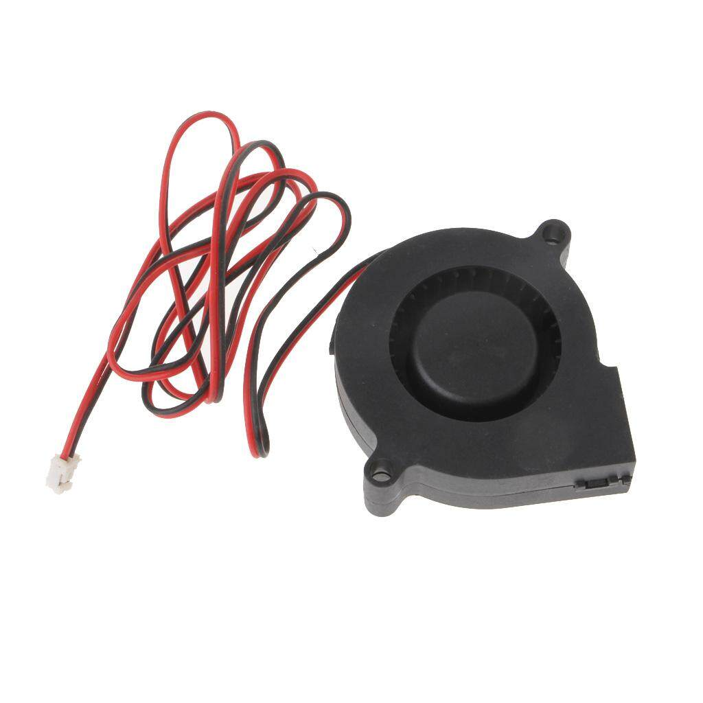 ✪DC 12V 0.06A 5015 50x15mm Projector Blower Centrifugal Brushless Cooling Fan