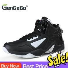 GenGeGo Nam Size 35-45 Cao Hàng Đầu Giày Bóng Rổ cho Thể Thao Ngoài Trời dành cho Nam Giày Sneakers Nữ giày bóng rổ