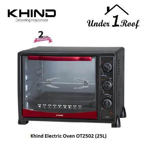 Khind Electric Oven OT2502 (25L)