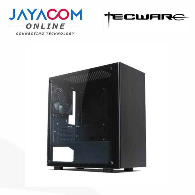 TECWARE NEXUS M TG ATX GAMING CASING BLACK Malaysia