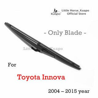 Lưỡi Gạt Nước Kính Chắn Gió Phía Sau Toyota Innova Cho Năm 2004 - 2015-Lưỡi Gạt Nước Cửa Sổ Phía Sau Toyota Innova-Lưỡi Gạt Nước Phía Sau Toyota Innova-Lưỡi Gạt Nước Phía Sau Toyota Innova -Được Bán Bởi Little Horse Kuapo thumbnail
