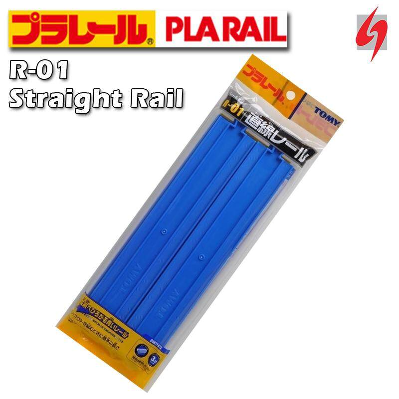[original Takara Tomy] Pla Rail R01 Straight Rail By Litt Tak..