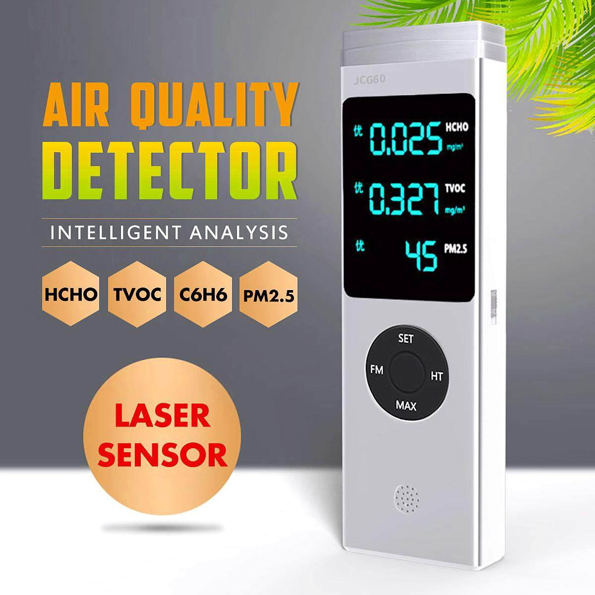 【free Shipping + Super Deal + Limited Offer】air Quality Laser Monitor Hcho Tvoc Pm2.5 Pm10 Formaldehyde Detector Tester By Autoleader.