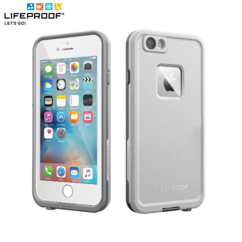 huge discount 69f97 0ad1a LifeProof Fre Waterproof Protection Case for iPhone 6 iPhone 6S 4.7  (Avalanche White)