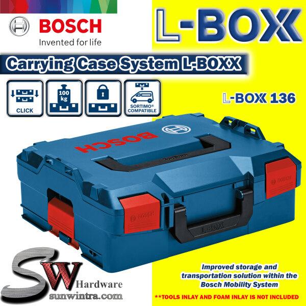 Bosch Carrying Case System L-BOXX 136 L-BOXX136