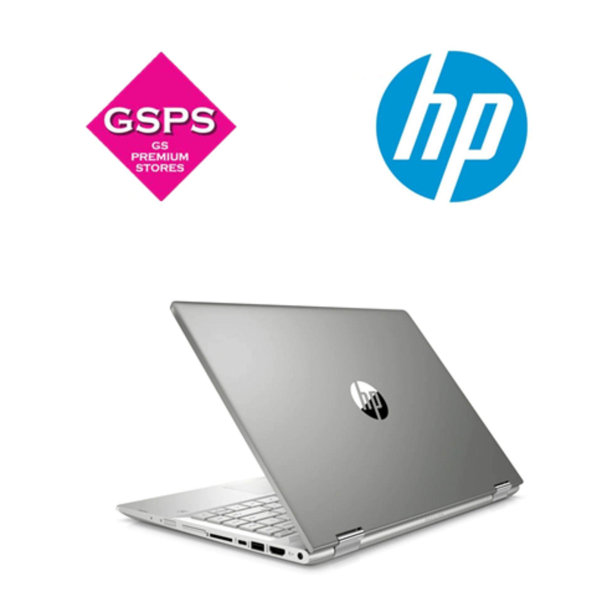 HP Pavilion X360 14-Cd1059TX 14 FHD Touch Laptop Silver Malaysia