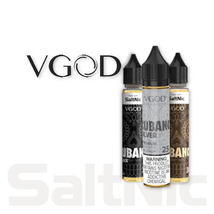 30ml Cubano Series Vgod Salt Ejuice Malaysia