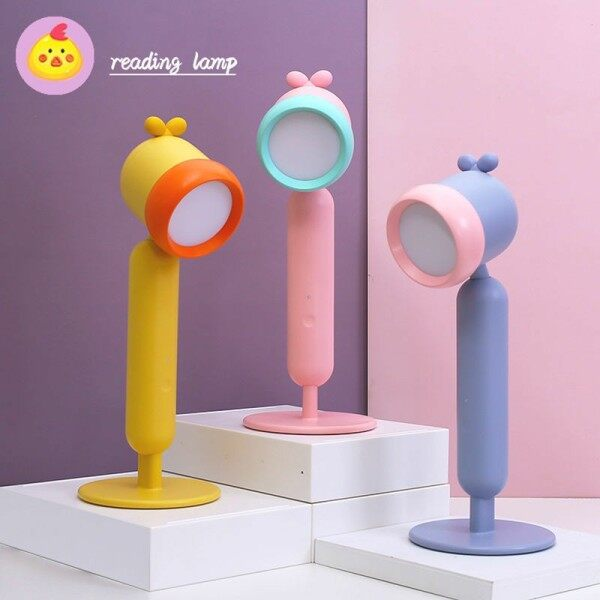 Xiaomi led Desk Lamp Study Lampara Usb Chargeable Cute Reading Learn Eye Protect Nigh Lamp for Living Room Kids Cartoon Bedside Lampe