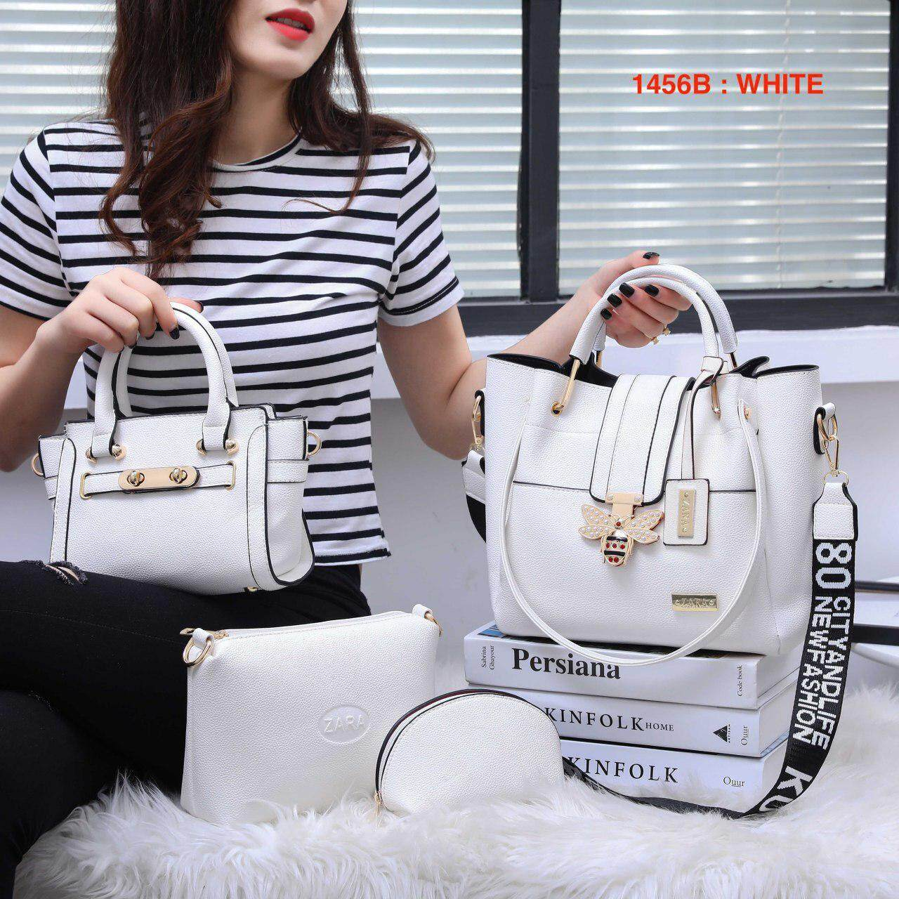 bddb716ac0 SUPER GRADE 4 IN 1 SET HANDBAG 2019