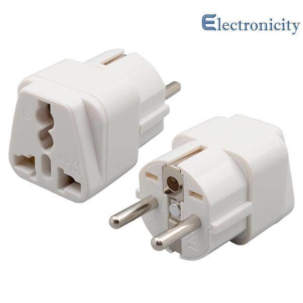 Universal EU to Chinese Plug Power Socket Adapter Travel Converter Plug