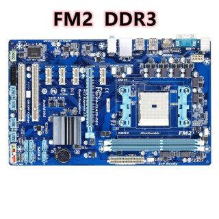 Máy Tính Để Bàn PC Bo Mạch Chủ, Ổ Cắm Bo Mạch Chủ Máy Tính Để Bàn DDR3 Chính Hãng FM2 Bảng Mạch Hệ Thống FM2 A55 64GB Được Sử Dụng thumbnail