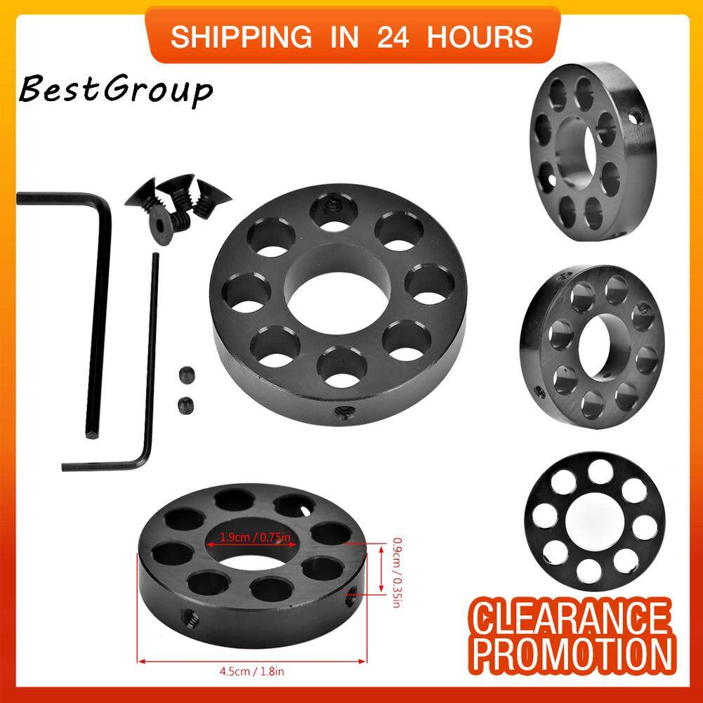 Bestgroup Aluminum Alloy Front End Cap With Screws Wrenches For Free Float Quad Rail Handguard By Bestgroup.