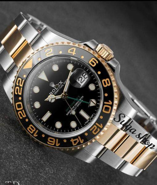 Special Promotion [High Quality] GMT Master ll Water Resistance Automatic Watch For Men Malaysia