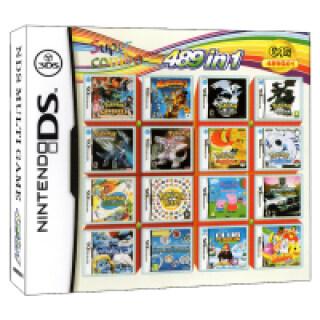 Bộ trò chơi video ds dạng thẻ cho máy trò chơi nintendo ds 3Ds 2ds thumbnail