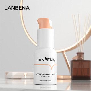 Kem LANBENA chứa Ecdoin phục hồi tái tạo da dưỡng ẩm chống dị ứng dành cho da nhạy cảm 50ml - INTL thumbnail