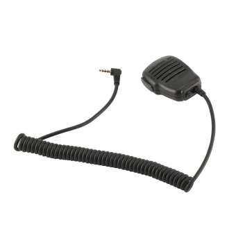 ขายร้อนกันฝนไมโครโฟนลำโพงระยะไกลไมโครโฟนพีทีที 1 PIN 2 - Way วิทยุ-