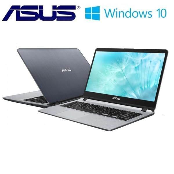 Asus Vivobook A507U-FEJ156T 15.6 FHD Laptop Grey (I5-8250U, 4GB, 256GB, MX130 2GB, W10) Malaysia