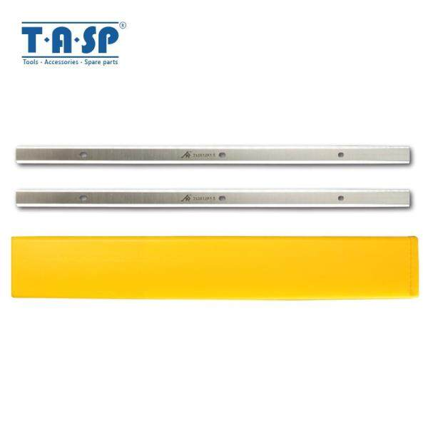 TASP 2pcs 13  Thickness Planer Spare Blades Double Edged Blade 333x12x1.5mm for Delta 22-580 22-590 TP300 Metabo DH330 WEN 6552-043