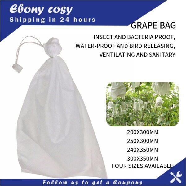 100Pcs Grape Protect Bags Vegetable Fruit Against Insect Mesh Bird New Bag Set