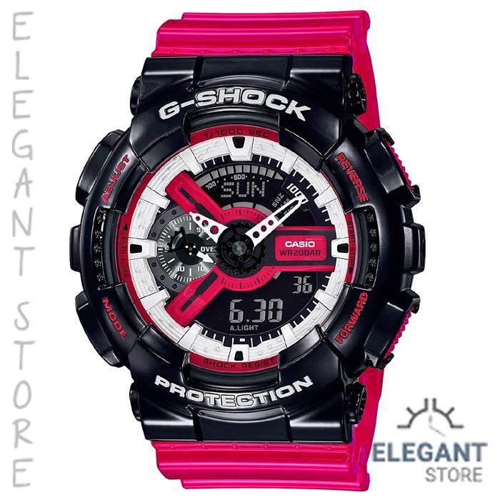 Casio G-Shock GA-110RB-1A Special Color Model Men's Watch