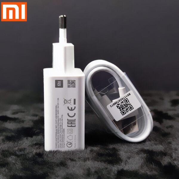 Bộ Chuyển Đổi Nguồn Sạc Nhanh Cho Xiaomi 18W Cáp USB Loại C, Dành Cho Điện Thoại Xiaomi Redmi