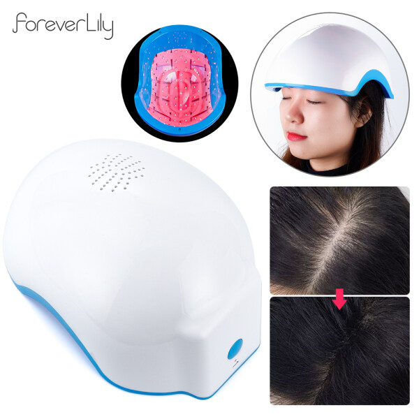 Buy Hair Regrowth Laser Helmet Anti Hair Loss Treament Hair Growth Cap Hair Loss Therapy Device Hair Laser Therapy Massage Machine Singapore