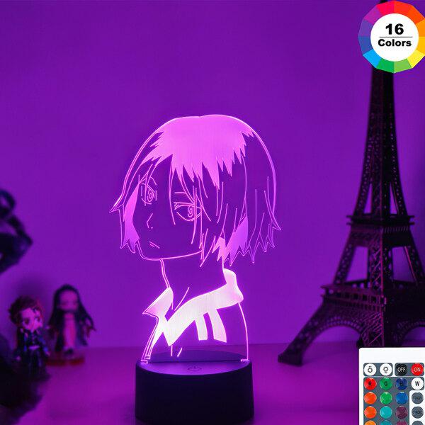 Bảng giá [Mua 1 Tặng 1] Đèn Bàn 3D Đèn Bàn Đèn Anime Hình Nhân Vật Hoạt Hình, Đèn Ngủ LED Acrylic Chủ Đề Manga Nhật Bản Nhiều Màu Đèn Giao Hưởng Cho Phòng Ngủ Sinh Nhật Phòng Khách