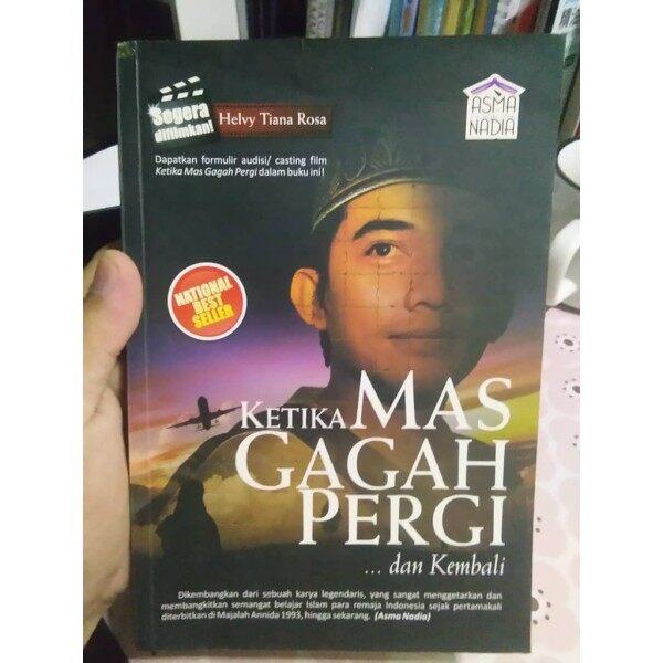 NOVEL Preloved INDONESIA: Ketika Mas Gagah Pergi... dan Kembali by Helvy Tiana Rosa Malaysia