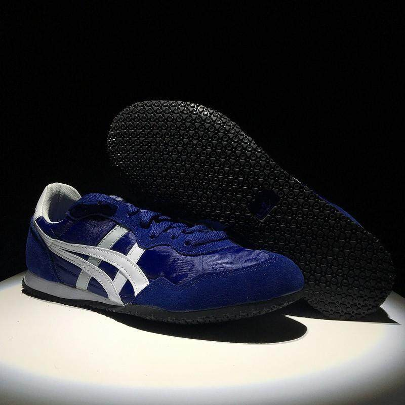 Asics_Onitsuka_Tiger_SERRANO_men_and_women_fashion_casual_sneakers_leather_shoes