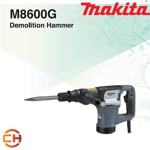 MAKITA M8600G DEMOLITION HAMMER