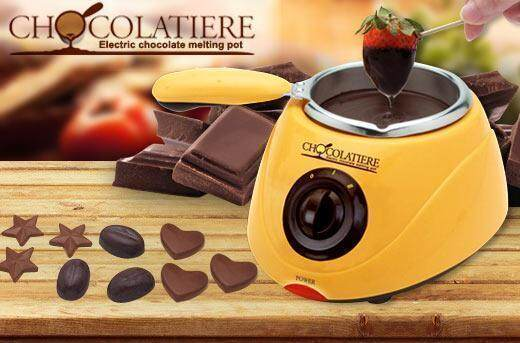 Chocolatiere Melting Pot (free 1 Free Gift) By Ns.com.