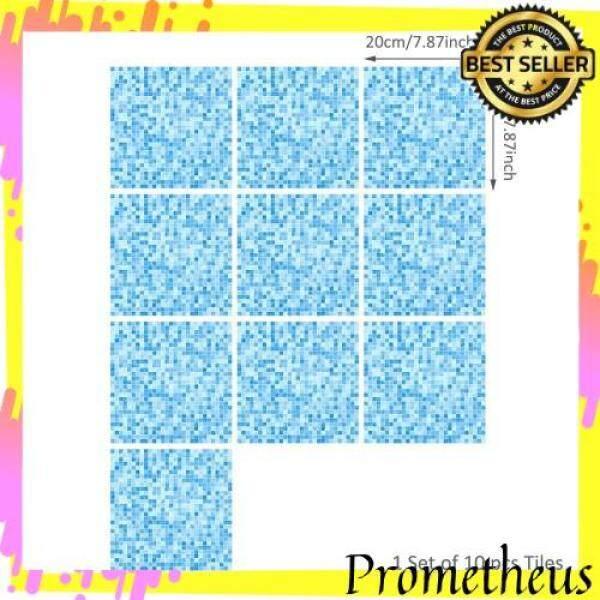 HOT ITEM 10 Pcs/Set Self Adhesive Tile Stickers (Design 25)