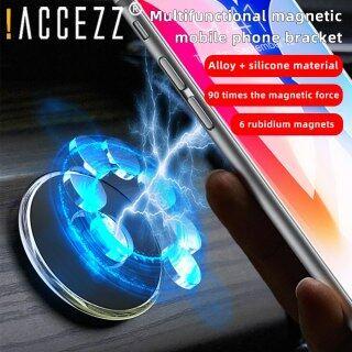 ACCEZZ Giá Đỡ Điện Thoại Xe Hơi Từ Tính Đa Năng Giá Đỡ Hình Dải Nhỏ Giá Đỡ GPS Nam Châm Mạnh Cho IPhone 13 Xiaomi Huawei Giá Đỡ Giá Đỡ thumbnail