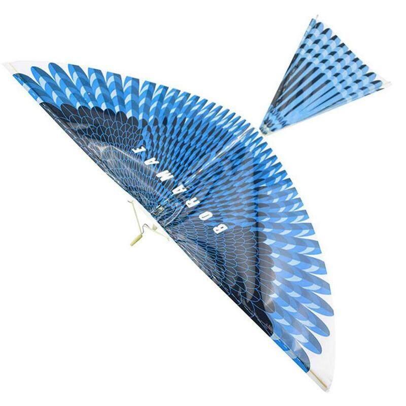 1 Pc Flying Bird Kite Diy Handmade Air Plane Ornithopter รุ่นกลางแจ้งของเล่นตลกสำหรับเด็ก By Happy Sunshine.