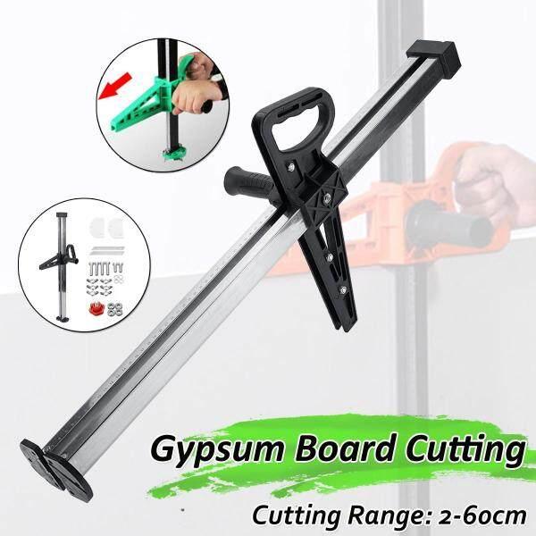 Manual Gypsum Board Cutter Hand Push Drywall Artifact Tool 20-600mm Cutting Cut -