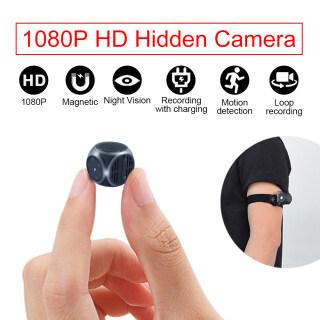 [Lưu Trữ 32GB] Winstong Camera Mini Tầm Nhìn Ban Đêm Cảm Biến, HD Máy Quay Phim Máy Ảnh Camera An Ninh Giám Sát Nhỏ 1080P Máy Quay Video Bí Mật Giám Sát thumbnail
