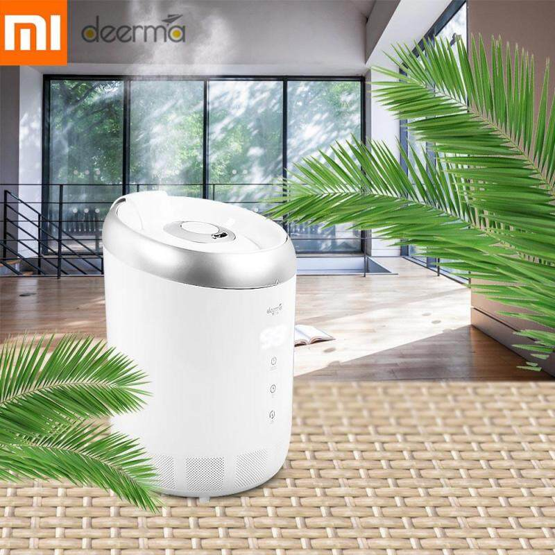 Original Xiao mi Deerma DEM-ST600 4L Ultrasonic Air Humidifier Large Water Tank 12 Hours Timing Mist Maker for Office Home Pregnant Baby Singapore