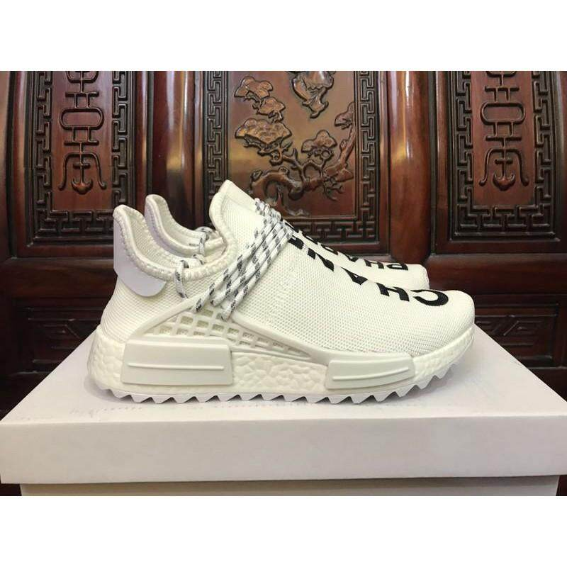 25f7dbba3  Ready Stock  Adidas Pharrell Williams Human Race NMD running shoes Mens  Womens Sneakers All
