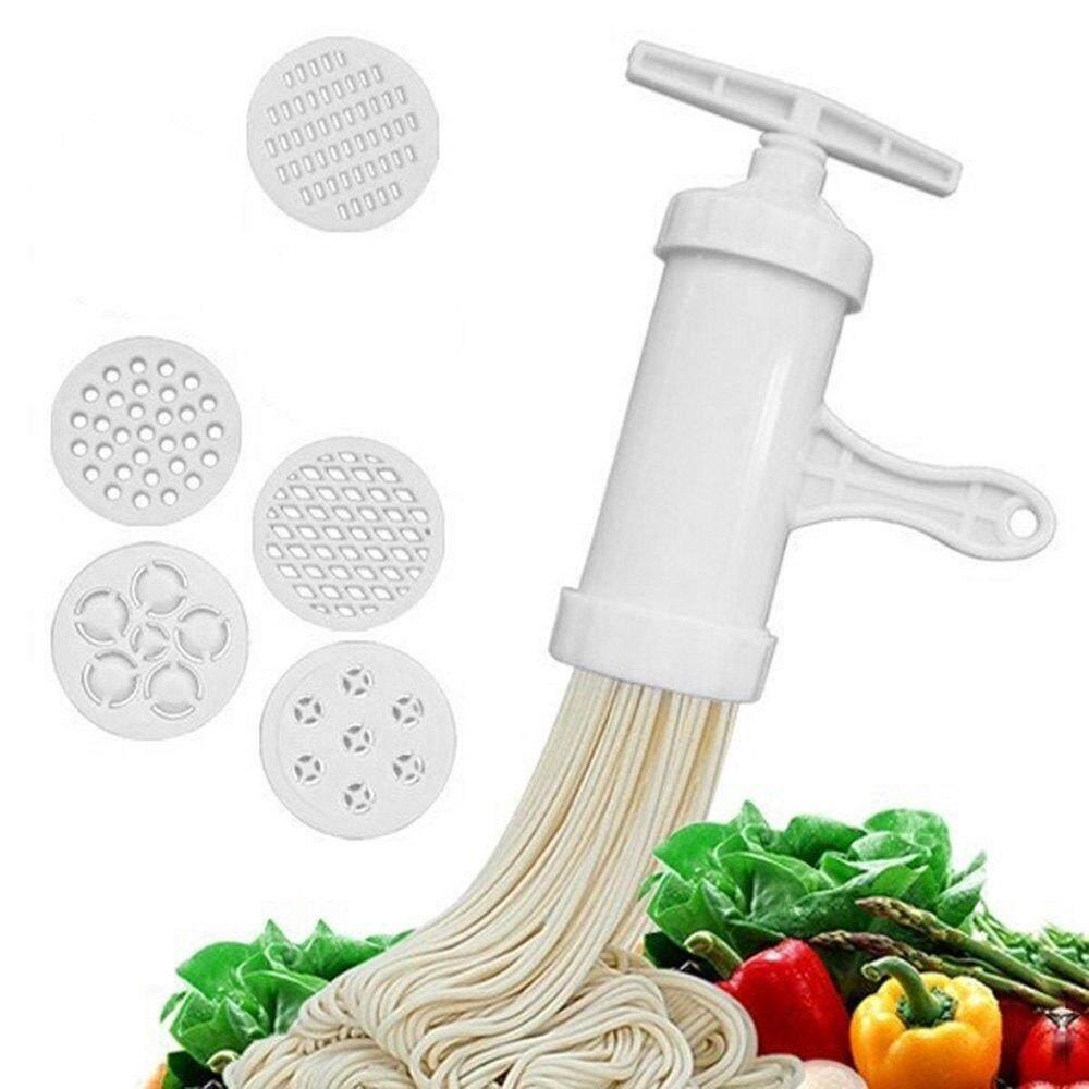 Ailsen Mesin Pembuat Mie Makaroni Mesin Dapur Spaghetti Pate Mesin Pembuat Pasta Menekan Mie Diy Mesin By Ailsen.