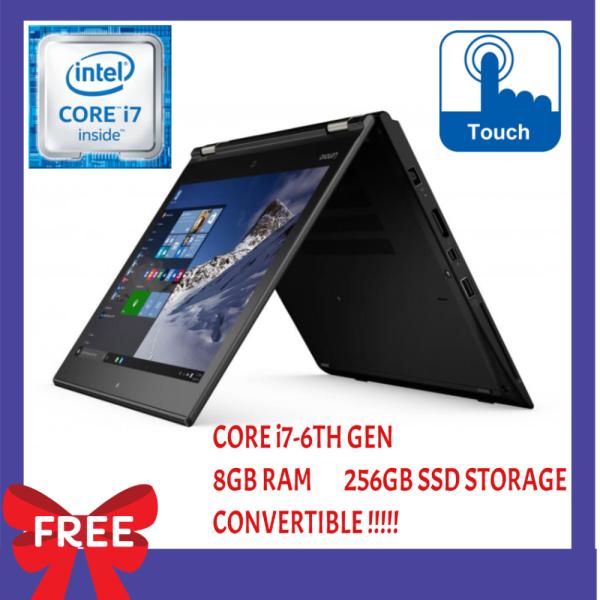 LENOVO THINKPAD YOGA 260 TOUCHSCREEN (2-IN-1) [CORE i7-6500U / 8GB DDR4 RAM / 256GB SSD / FREE BAG] Malaysia